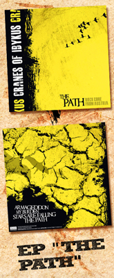 Cranes Of Ibykus - EP The Path